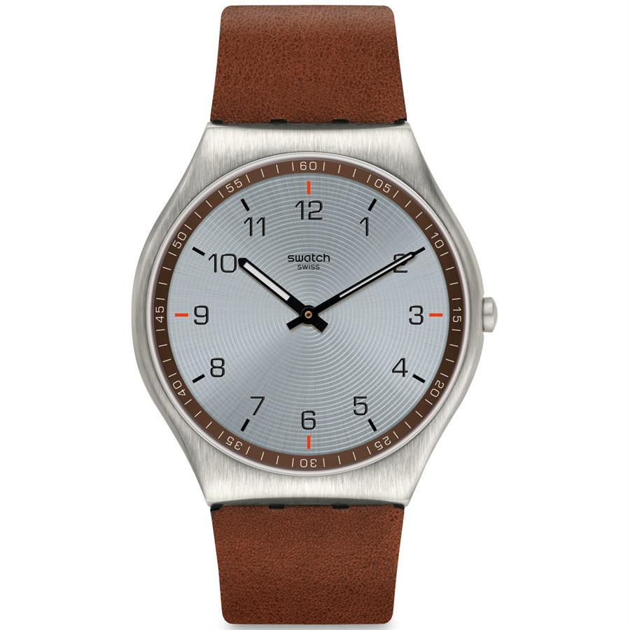 Swatch Skin Suit Brown Erkek Kol Saati SS07S108
