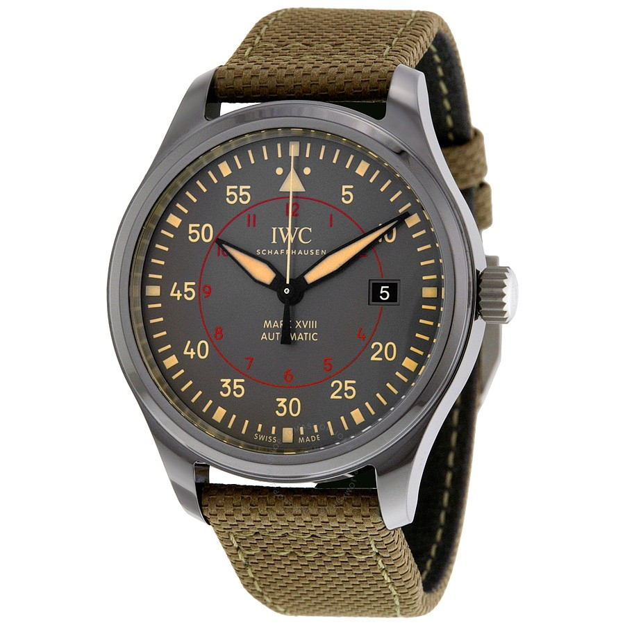 İwc Pilots Watch Mark Xviii Top Gun Miramar IW324702